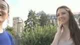 大発掘! 東欧ど素人ムスメ。初撮りルーマニア女子大生18歳 レベッカ/