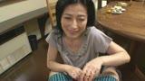 絶対に僕から視線を外さない母さんの愛欲セックス 七海ひさ代 40歳25