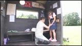 日焼け跡が残るロ○ータ美少女バス停わいせつ映像/