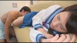寝ている女子校生にイタズラしていたら逆に生ハメを求められて、もう発射しそうなのにカニばさみでロックされて逃げられずそのまま中出し!2/