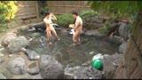 社員旅行で温泉に来ている同僚の男女に混浴露天風呂で裸で2人きりの過激ミッションをしたら、セックスまでしてしまうのか?20