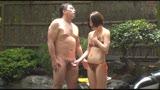 社員旅行で温泉に来ている同僚の男女に混浴露天風呂で裸で2人きりの過激ミッションをしたら、セックスまでしてしまうのか?37