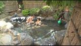 社員旅行で温泉に来ている同僚の男女に混浴露天風呂で裸で2人きりの過激ミッションをしたら、セックスまでしてしまうのか?4