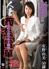 人妻痴漢電車〜さわられた五十路母〜 安野由美 50歳