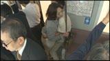 人妻痴漢電車〜さわられた五十路母〜 小田原信子 52歳5