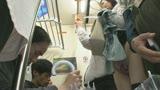 人妻痴漢電車〜さわられた五十路母〜 福田由貴 55歳6
