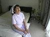 罠にハメられた犯された訪問介護婦のおばん 愛原純 46歳1