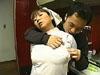 罠にハメられた犯された訪問介護婦のおばん 愛原純 46歳7