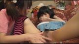 初レズ姉妹 妹がウブな処女マ○コを舐められ発情!唾液とマン汁がグチョグチョに絡んで思わず初イキ!!32