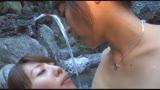近所の奥様(ノンケ)を誘って温泉旅行 真性レズの私は周りに人がいるのに唾液まみれのディープキス。オマ○コ舐める頃にはトロトロに発情!②31