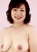 爆乳五十路 淫乱熟女 千賀子(50) 2