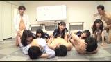 女子校生革命!夏なんてぶっ飛ばせ!5人の美少女が制服大改造スーパークールビズで登校してきた!!36