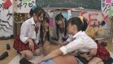 廃校の危機をカラダで守る4人のヤリマン女子校生30