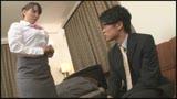 熟れた肉体をフル活用して男性客のスケベな要望に100%応えるホテル噂の熟女フロント係 村上涼子20