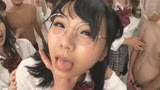 生徒会長の座を狙うヤリマン女子校生の中出し肉弾選挙戦!!14