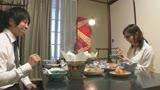 憧れの女上司とふたりで地方出張に行ったら急遽現地の温泉宿に一泊することになりました。 小野さち子4