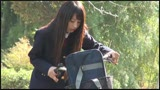 自転車の椅子に媚薬を塗られ通学路でも我慢できずサドルオナニーをするほど発情しまくる女子校生2/