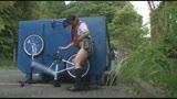 自転車の椅子に媚薬を塗られ通学路でも我慢できずサドルオナニーをするほど発情しまくる女子校生45