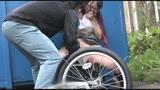 自転車の椅子に媚薬を塗られ通学路でも我慢できずサドルオナニーをするほど発情しまくる女子校生46