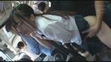 アナルローターピストン痴漢 膣内のチ○ポと直腸内のローターがぶつかり合う振動と圧迫でイキまくる女子○生11