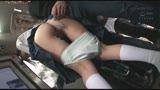 アナルローターピストン痴漢 膣内のチ○ポと直腸内のローターがぶつかり合う振動と圧迫でイキまくる女子○生8