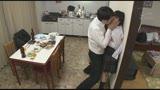 上司が寝ている隣の部屋で娘の女子○生を壁に押し付け子宮に精子がかかるほど奥中出し229
