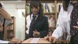 仲良し3人組女子○生が担任教師を骨抜きにする両乳首とチ○ポのローテーション3点責め21