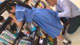 図書館で声も出せず糸引くほど愛液が溢れ出す敏感娘23 寝取り中出し2枚組SP1