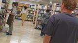 図書館で声も出せず糸引くほど愛液が溢れ出す敏感娘23 寝取り中出し2枚組SP8