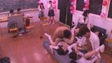 毎年恒例 私立○○学園3年H組の文化祭の模擬店はなんとハプニングバー35