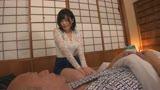 介護ボランティア女子大生と老人の濃厚接吻SEX26