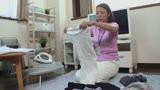 地方の働くレディ 家事代行サービスのきれいなおばさん 熊谷美人 宮本紗央里 42歳6