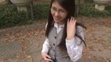 神メガネOL 愛乃零 眼鏡OLスーツの美脚を包んだ生ナマしいパンストを完全着衣でムレた足裏からつま先を味わい尽くす!0