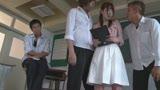 女教師強姦 痴漢教室 波多野結衣20