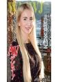 東欧の街角で見つけた極上の若妻 目鼻立ちの整った美顔とスタイル抜群のプロポーション 金髪ロシア美女【ターニャ】
