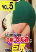 よく泊まりに来る母親の女友達が見事な巨尻なのでなんとかしてハメたい(5)