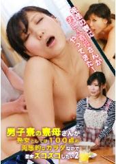 男子寮の寮母さんが熟女としては100点の肉感的なカラダなので是非ズコズコしたい(2)