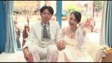 マジックミラー号×ジューンブライド花嫁NTR 結婚式をあげた直後でまだウエディングドレス姿の花嫁を新郎よりも早く寝取って孕ませ中出し/