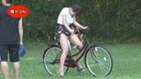 HYPER電マサドル自転車14