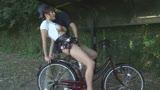 HYPER電マサドル自転車16