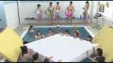 マイクロビキニでドキッ!巨乳20人!水泳大会20182