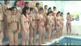 マイクロビキニでドキッ!巨乳20人!水泳大会20187
