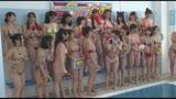 巨乳20人!水泳大会の裏側でド痴女エロドッキリ大作戦/