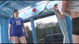 マジックミラー号の天井に頭がついちゃう!2 高身長アスリート女子がチビ男相手に初めてのバックブリーカーフェラ、逆駅弁FUCKチャレンジ4