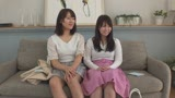 素人妻ナンパ中出し!美人姉妹編!/