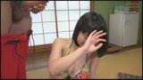 「本当に入れないですよね…?」水着で素股して下さい!見たことないデカちんを見せられ戸惑う女の子!とぼけてワレメにヌルッと生挿入!11