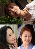 職業違えど熟女はチ○ポ好き 和久津和泉 50歳 / 隅田涼子 55歳 / 北条麻妃 38歳
