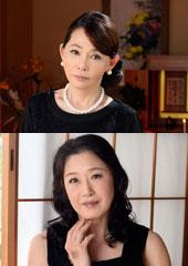 孫の身体にもう夢中です。 柴崎里花 60歳 美川朱鷺 60歳