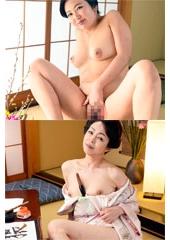 激エロ先生!書道と生け花の先生がセックスの手ほどき 藍川京子 55歳 藤崎エリ子 31歳