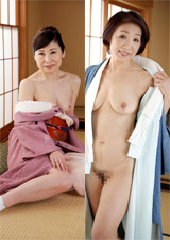 還暦AVデビュー セックスで激しく悶える激エロおばあちゃん 秋田富由美 62歳・豊岡みち子 60歳